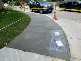 CONCRETE SIDEWALK REPAIR Lincoln, NE
