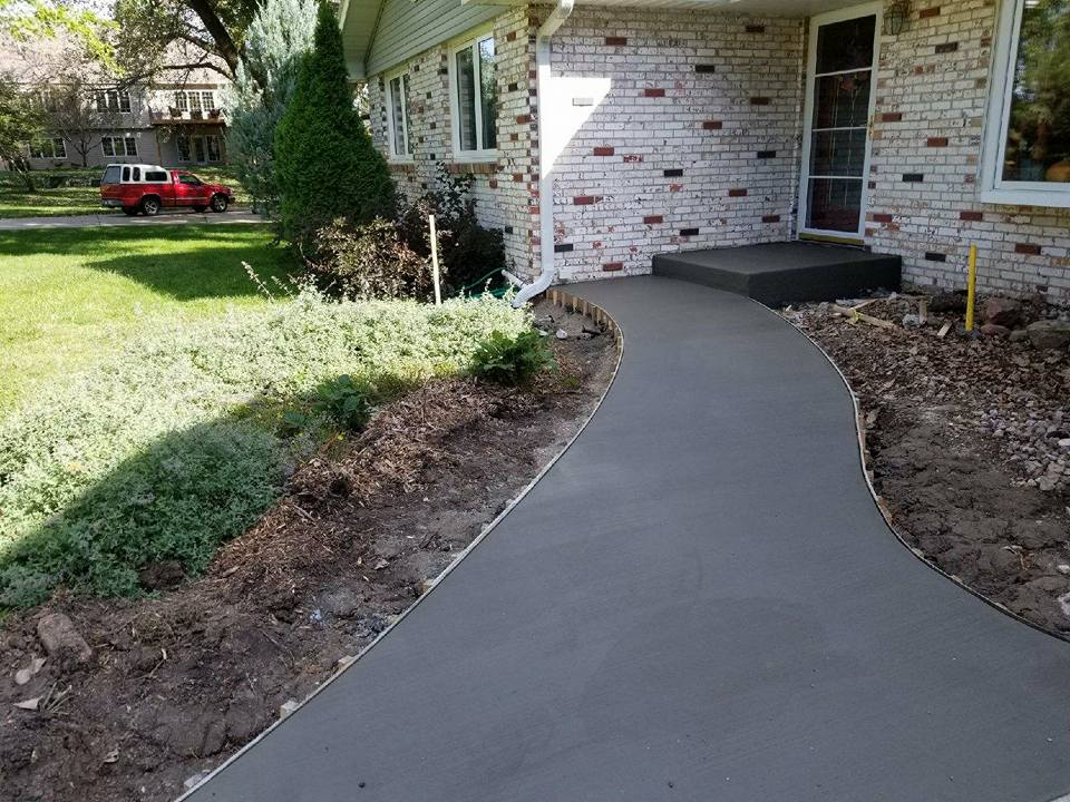 CONCRETE REPLACEMENT LINCOLN NE
