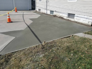 CONCRETE FLATWORK REPAIR Lincoln, NE