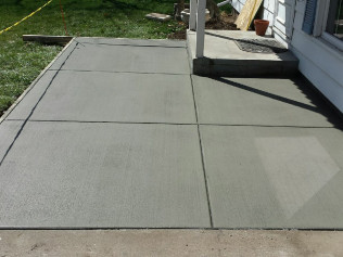 CONCRETE PATIO REPAIR Lincoln, NE